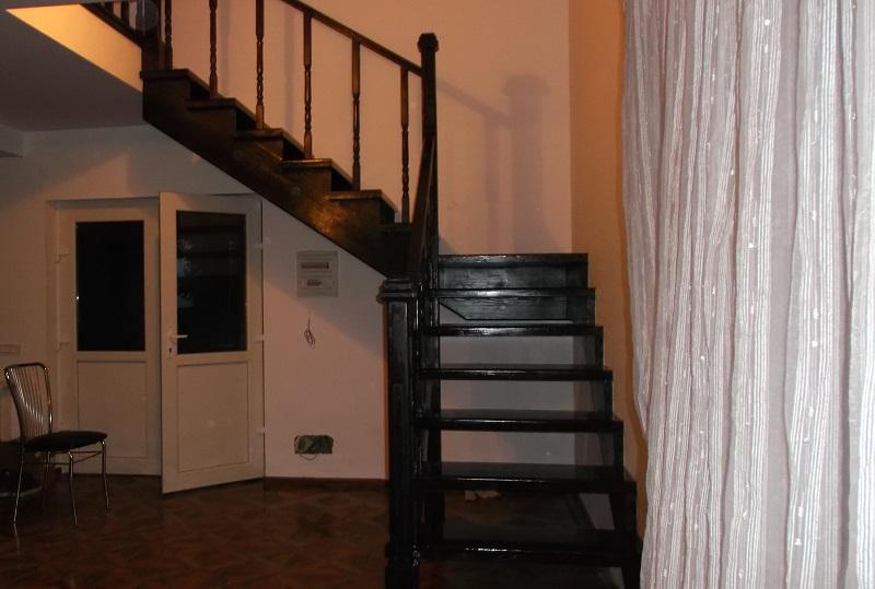 modele scari interior din lemn